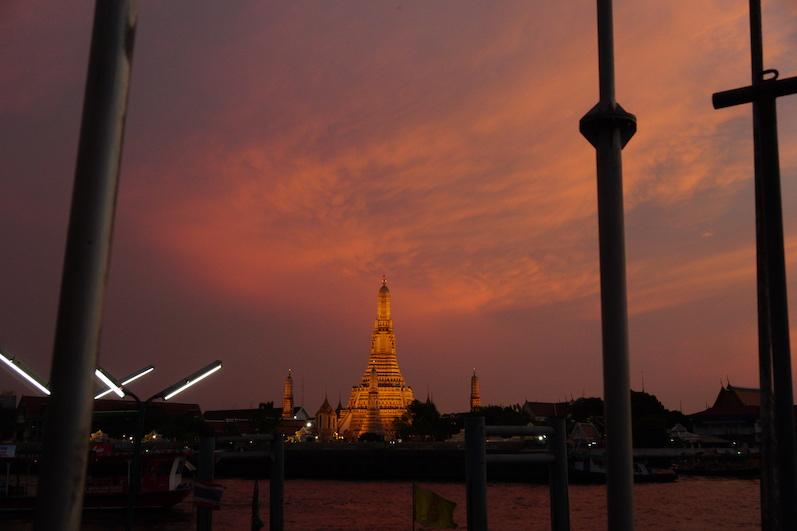 Wat Arun, Bangkok |wat-erleben