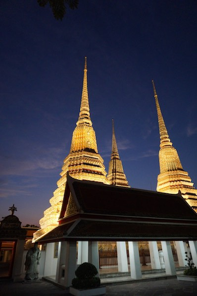 Wat Pho, Bangkok |wat-erleben