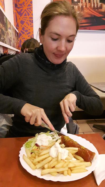Ein Jahr ohne Currywurst, machbar aber schwierig, Berlin |wat-erleben