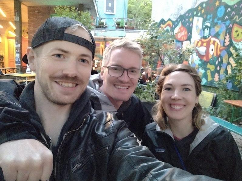 Hendrik, das wandelnde Lexikon, Berlin |wat-erleben