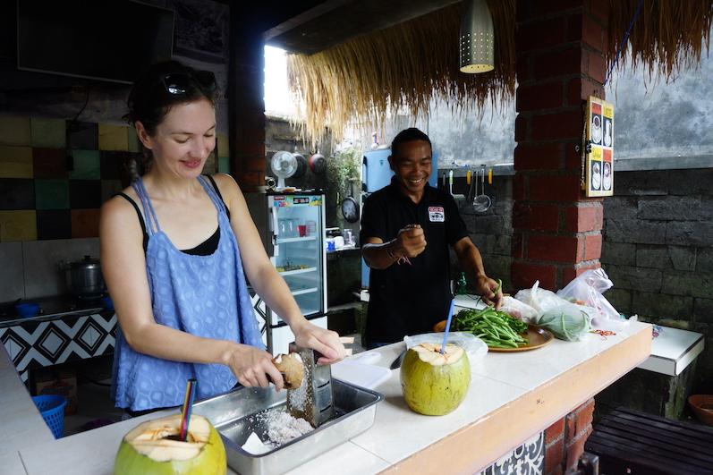 Kochkurs mit Mr. Windu, Sidemen, Bali | wat-erleben