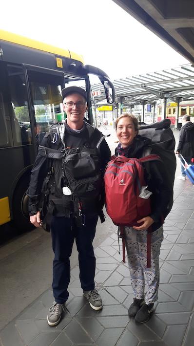 Unsere Reise endet, wie sie angefangen hat, Berlin |wat-erleben